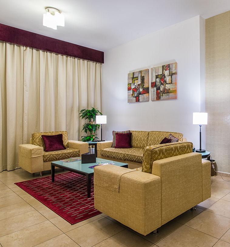 Two-Bedroom Suite Apartment